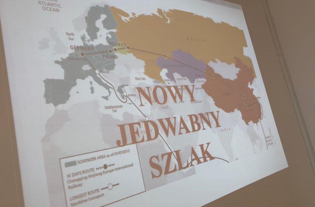 Proces internacjonalizacji polskich przedsiębiorstw: Misja gospodarcza do Chin